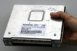 Toyota Immobilizer image